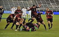 NCAA 2015 Men's College Cup Semi-Finals, Stanford vs Akron, December 11, 2015