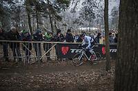 European Champion Toon Aerts (BEL/Telenet-Fidea)<br /> <br /> elite men's race<br /> GP Sven Nys 2017