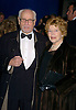 """Eli Wallach and Anne Jackson..at The Broadway opening of """" Fidler On The Roof"""" on ..February 26, 2004 at the Minskoff Theatre. Photo by ..Robin Platzer, Twin Images"""