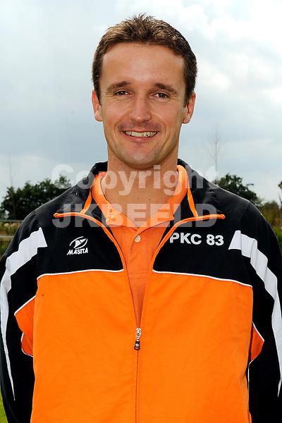 voetbal pkc 83 groningen hoofdklasse zaterdag seizoen 2008-2009 02-08-2008 bas reefman..fotograaf Jan Kanning