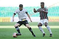 Rio de Janeiro (RJ), 17/04/2021 - Fluminense-Botafogo - Ricardinho jogador do Botafogo,durante partida contra o Fluminense,válida pela 10ª rodada da Taça Guanabara,realizada no Estádio Jornalista Mário Filho (Maracanã), na zona norte do Rio de Janeiro, neste sábado (17).