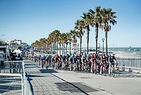 racing along the Adriatic Coast<br /> <br /> Stage 6 from Castelraimondo to Lido di Fermo (169km)<br /> <br /> 56th Tirreno-Adriatico 2021 (2.UWT) <br /> <br /> ©kramon