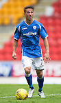 St Johnstone FC Season 2015-16<br /> Chris Millar<br /> Picture by Graeme Hart.<br /> Copyright Perthshire Picture Agency<br /> Tel: 01738 623350  Mobile: 07990 594431