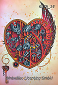 Sandra, STILL LIFE STILLEBEN, NATURALEZA MORTA, paintings+++++steampunk heart,GBSR16,#I#, EVERYDAY