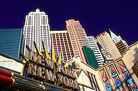 Las Vegas, New York-New York, casino, hotel, Nevada, NV, The Strip, New-York New-York Hotel & Casino on The Strip in Las Vegas, the Entertainment Capital of the World.