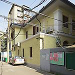Vice-Consul's Residence In Hankou (Hankow).