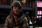 Low Temperatures hit Northeastern U.S.