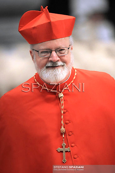 Cardinal Sean Patrick O'Malley ,, Pope Benedict XVI leads the Consistory where he will appoint 22 new cardinals on February 18, 2012 at St Peter's basilica at the Vatican.
