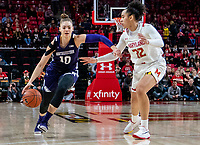 Maryland v Northwestern, January 26, 2020
