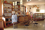 INTERIOR of OLD-FASHIONED DRY GOODS STORE at OLD TOWN BURLINGTON MUSEUM