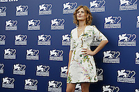 Lidiya Liberman attends a photocall for the movie 'Blood Of My Blood' during the 72nd Venice Film Festival at the Palazzo Del Cinema in Venice, Italy, September 8, 2015.<br /> UPDATE IMAGES PRESS/Stephen Richie