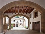 Innenhof, Palma de Mallorca