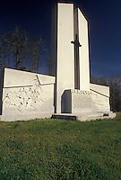 Vicksburg National Military Park, Mississippi, Vicksburg, MS, Arkansas Memorial at Vicksburg Nat'l Military Park in Mississippi.