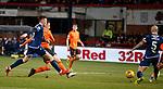 08.11.2019 Dundee v Dundee Utd: Lawrence Shankland scores for Dundee Utd