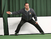 20-01-13, Tennis, Rotterdam, Wildcard for qualification ABNAMROWTT, linesman.