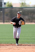 Daniel Wagner, Chicago White Sox minor league spring training..Photo by:  Bill Mitchell/Four Seam Images.