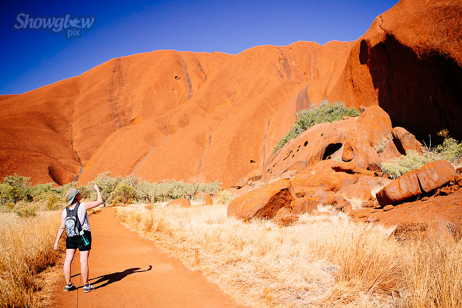 Image Ref: CA672<br /> Location: Uluru, Alice Springs<br /> Date of Shot: 13.09.18