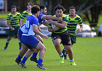 200725 Auckland Colts Rugby - University v Mount Wellington