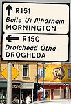 Mornington Road Signs