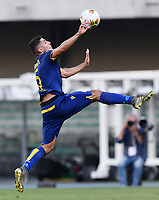 Davide Faraoni of Hellas Verona in action during the Serie A football match between Hellas Verona and SS Lazio at stadio Marcantonio Bentegodi in Verona (Italy), July 26th, 2020. Play resumes behind closed doors following the outbreak of the coronavirus disease. <br /> Photo Daniele Buffa / Image Sport / Insidefoto
