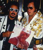 Jimmy Hart Honk Tonk Man 1987                                  Photo By John Barrett/PHOTOlink