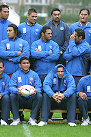 Samoan World Cup Rugby Union squad 2007