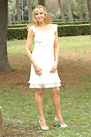 "NATASHA RICHARDSON.Photocall for ""Asylum"", Rome, Italy..June 6th, 2007.full length white dress.CAP/CAV.©Luca Cavallari/Capital Pictures"
