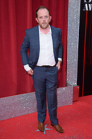 Liam Fox<br /> arriving for the British Soap Awards 2018 at the Hackney Empire, London<br /> <br /> ©Ash Knotek  D3405  02/06/2018