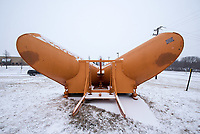 Mike Hanzalik Snow Plow