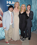 Charlie Saxton,Anne Heche,Sianoa Smit-McPhee & Eddie Jemison at the HBO Premiere of 2nd Season of Hung held at Paramount Picture Studios in Hollywood, California on June 23,2010                                                                               © 2010 Debbie VanStory / Hollywood Press Agency