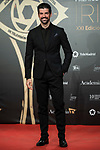 "Miguel Angel Muñoz attend ""Iris Academia de Television' awards at Nuevo Teatro Alcala, Madrid, Spain. <br /> November 18, 2019. <br /> (ALTERPHOTOS/David Jar)"