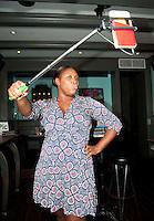 Selfie on a Stick