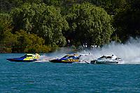 "Donny Allen, H-14 ""Legacy 1"", Jeff Bernard, H-55, Martin Rochon, H-773 ""Equipe De Course Rtx"", Jonathan Daoust, H-15 ""Water Ghost""              (H350 Hydro)"
