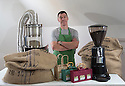 27/05/16<br /> <br /> When John Fearn asks you how you like your coffee he's not wondering if you take milk and sugar. <br /> <br /> He's trying to decide which of his seven different types of freshly roasted coffee beans to offer you.<br /> <br /> For this 60 -year-old from Derbyshire is one of a growing league of artisan coffee roasters in the UK, tapping in to the nation's ever-growing love affair with the caffeinated beverage.<br /> <br /> Full story here: http://www.fstoppress.com/articles/longford-coffee-roaster/<br /> <br /> All Rights Reserved: F Stop Press Ltd. +44(0)1335 418365  www.fstoppress.com