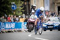 Men Junior Individual Time Trial<br /> <br /> 2019 Road World Championships Yorkshire (GBR)<br /> <br /> ©kramon