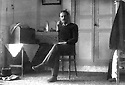 Iran 1954. Mohammed Amin Shatavi in exile in Hamadan<br /> <br /> Iran 1954. Mohammed Amin Shatavi en exil a Hamadan