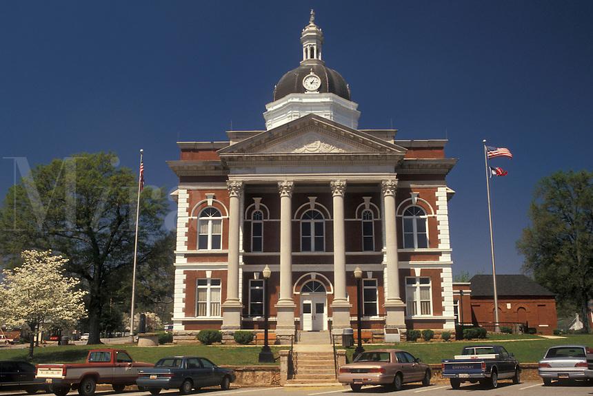 Greenville, Georgia, GA, Greenville Courthouse