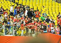 Brazil vs Korea Republic, June 9, 2015