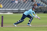 Josh Rymell in batting action for Essex during Gloucestershire vs Essex Eagles, Royal London One-Day Cup Cricket at the Bristol County Ground on 3rd August 2021