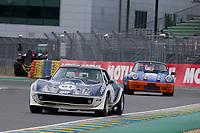 #61 OLIVIER BOUGRAT / BRUNO VIEREN FR / FR CHEVROLET / CORVETTE C3 / 1969 GT1
