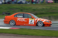 Round 3 of the 2006 British Touring Car Championship. #6 Colin Turkington (GBR). Team RAC. MG ZS.