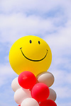 Balloon, smile, Vaduz, Liechtenstein