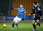St Johnstone v Kilmarnock....09.01.16  Scottish Cup  McDiarmid Park, Perth<br /> Michael O'Halloran<br /> Picture by Graeme Hart.<br /> Copyright Perthshire Picture Agency<br /> Tel: 01738 623350  Mobile: 07990 594431