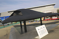 "- model of Unmanned Aerial Vehicle (UAV) stealth Dassault Neuron ....- modello di velivolo senza pilota (UAV) ""stealth"" Dassault Neuron"