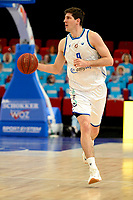 27-03-2021: Basketbal: Donar Groningen v Den Helder Suns: Groningen Donar speler Damjan Rudez