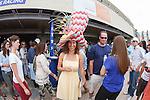 March 28, 2015: Scenes from Florida Derby Day. Gulfstream Park, Hallandale Beach (FL). Arron Haggart/ESW/CSM