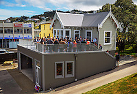 151125 Cricket - Wes Armstrong Groundsman's Cottage Opening