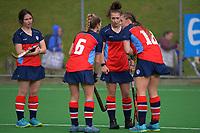 Tasman v Auckland White. 2021 National Women's Under-18 Hockey Tournament day three at National Hockey Stadium in Wellington, New Zealand on Tuesday, 13 July 2021. Photo: Dave Lintott / lintottphoto.co.nz https://bwmedia.photoshelter.com/gallery-collection/Under-18-Hockey-Nationals-2021/C0000T49v1kln8qk