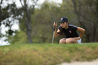 STANFORD, CA - APRIL 24: Angelina Ye at Stanford Golf Course on April 24, 2021 in Stanford, California.