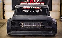 04-02-19 Hot Rod Factory Black Custom car Minneapolis photography
